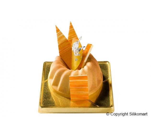 Форма силиконовая для пирожных «Gugelhopf», 70х36 мм