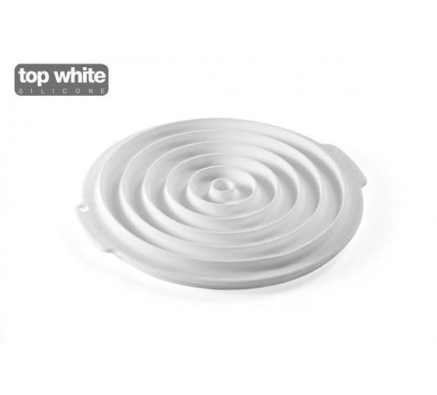 Форма силиконовая для декора «Круги»