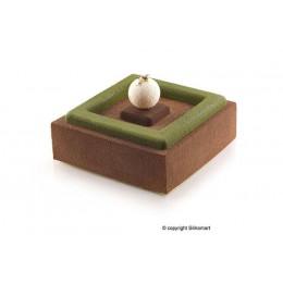 Форма силиконовая для декора «Квадраты»