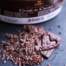 Какао-бобы дробленые