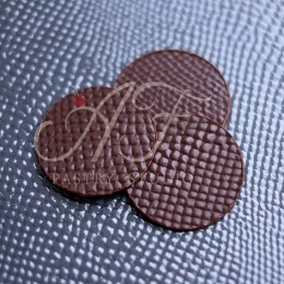 "Текстурный лист для шоколада ""Змеиная кожа"", 235х385 мм"