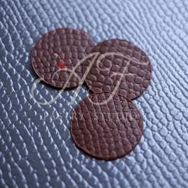 """Набор текстурных листов для создания рельефного рисунка на шоколаде """"Крокодил"""""""
