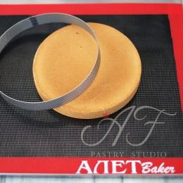 Коврик силиконовый перфорированный, 30х40 см