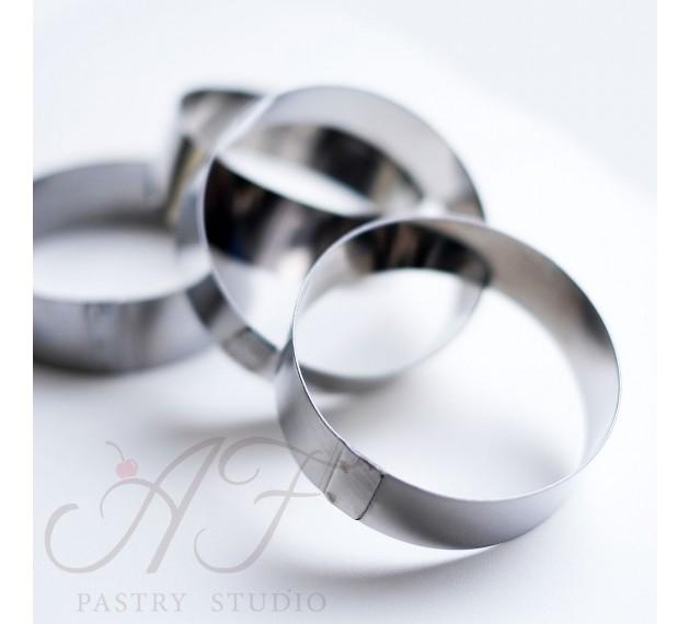 Кольцо из нерж. стали, 20х2,5 см