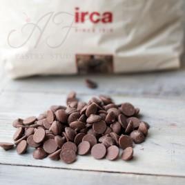 Шоколад молочный 33% Irca, в каллетах, 500г