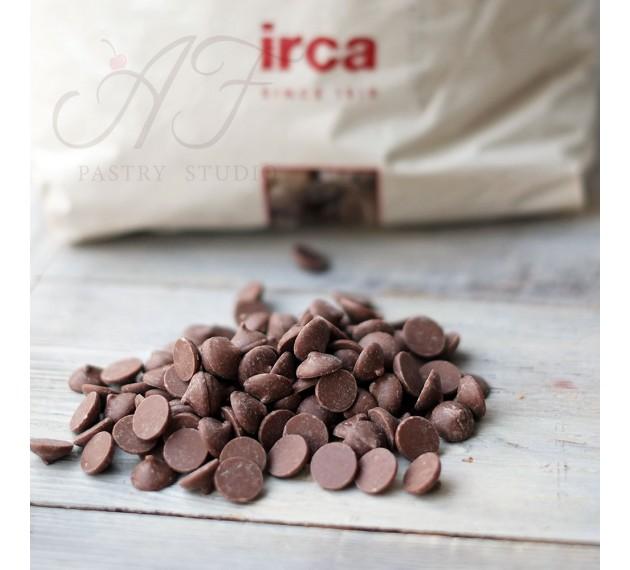 Шоколад молочный 33,6%, в каллетах