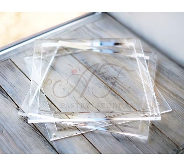 Рамка акриловая для ганаша, высота 10 мм