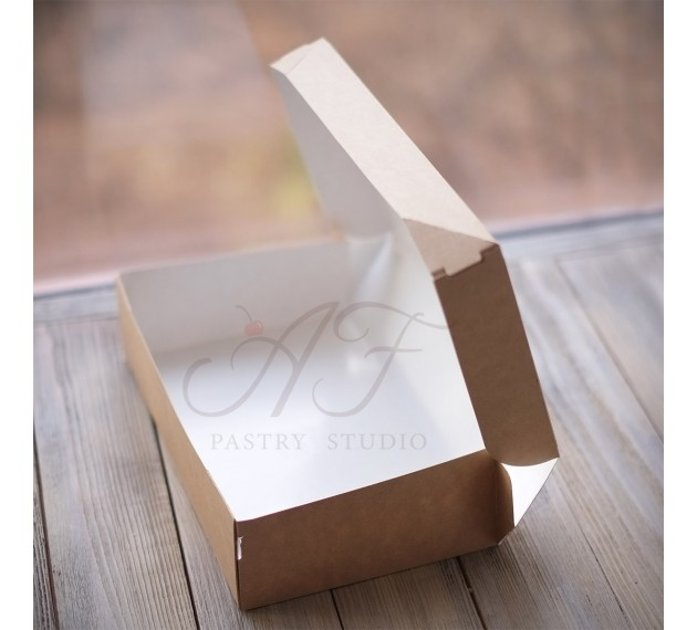 Коробка крафтовая 23х14х6 см