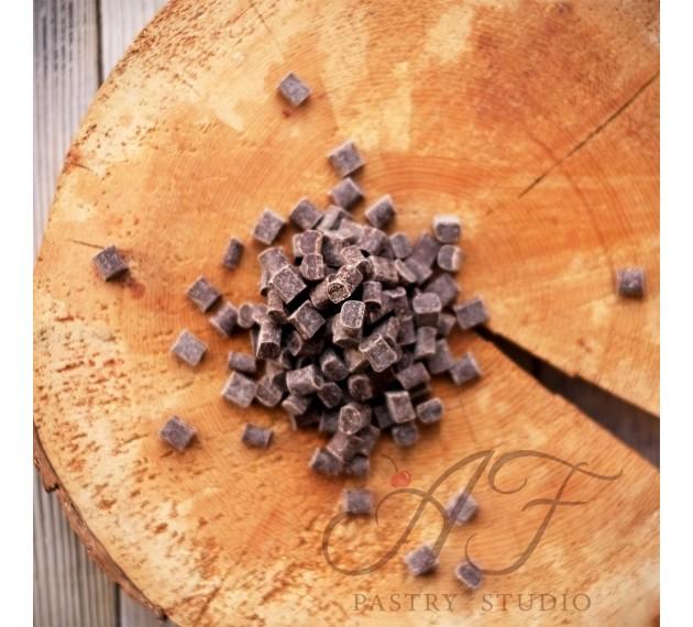 Термостабильные кусочки из темного шоколада