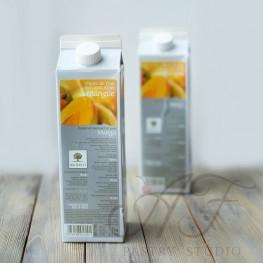 Пюре манго, пастеризованное, тетрапак, 1000 г