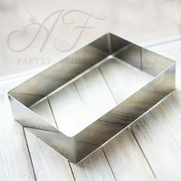 Рамка из нерж. стали, 30х40x6 см