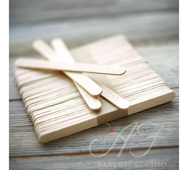Палочки деревянные для мороженого, 11,5х0,5 см