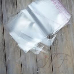 Пакеты с клеевым клапаном, 10х22 см